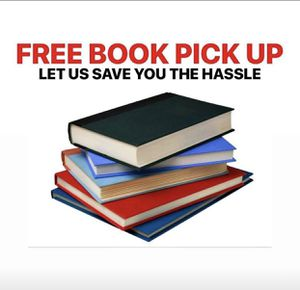 FREE book recycling/pick-up for Sale in Santa Maria, CA