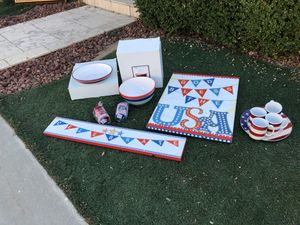 Patriotic Decorations for Sale in Clovis, CA