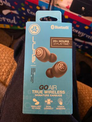 JLab Go Air Wireless Earbuds for Sale in Las Vegas, NV