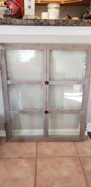 Window picture frame for Sale in Arlington, VA
