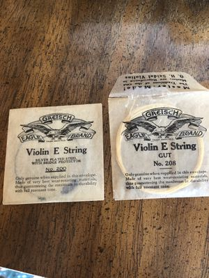 Violin E String for Sale in Marion, NC