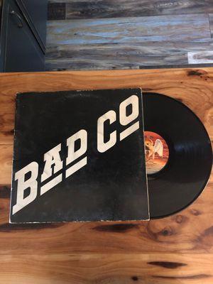 The Bad Company Vinyl for Sale in Richland, WA