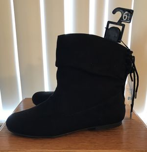 Women's Black Slouch Boots **BRAND NEW** for Sale in Clinton Township, MI