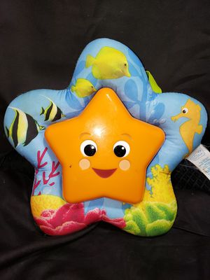 Baby Einstein star infant toy. Plays musical music for Sale in Zanesville, OH