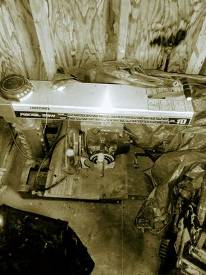 Craftsman radial saw for Sale in Cumberland, VA