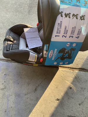 Graco modes to grow car seat for Sale in Vallejo, CA