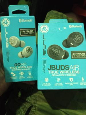JLab wireless Bluetooth be headphones for Sale in Clackamas, OR