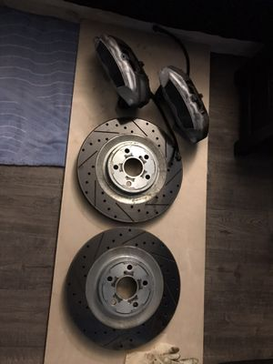 Brakes, Calipers, Rotors from a 2015 RC350 F sport RWD for Sale in Sterling, VA