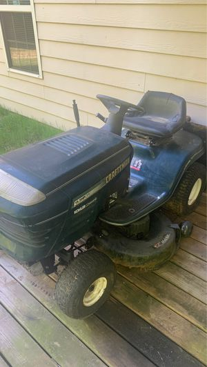 CRAFTSMAN RIDING MOWER for Sale in Snellville, GA