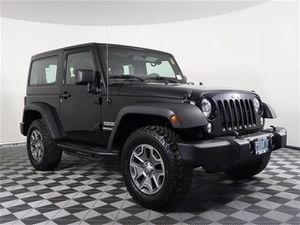 2014 Jeep Wrangler for Sale in Gladstone, OR