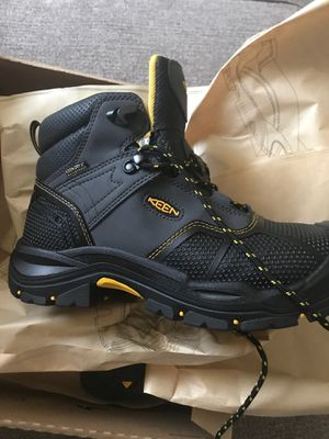 Work boots size 10 for Sale in Philadelphia, PA