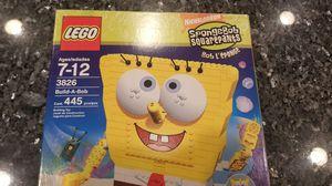 Sponge Bob Lego set for Sale in Hayward, CA