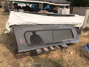 Camper shell for Sale in Homeland, CA
