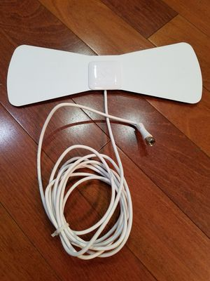 Antop 30 mile Paper-Thin Indoor HDTV Antenna AT-105 for Sale in La Mesa, CA