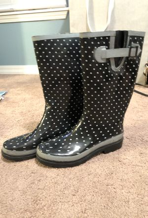Size 9 Chooka Rain Boots for Sale in Golden, CO
