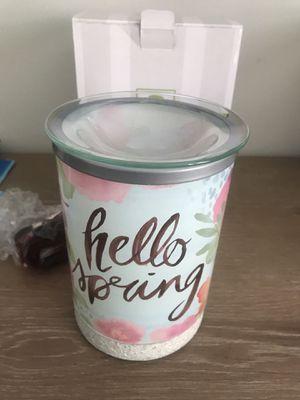 Scentsy Hello Spring Warmer - New for Sale in Gunpowder, MD