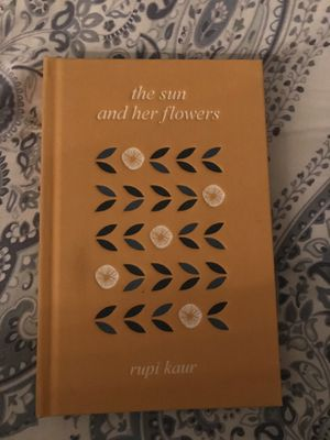The Sun and Her Flowers by Rupi Kaur for Sale in Miami, FL