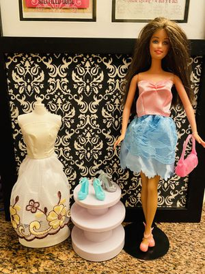 Barbie Doll,Outfits,Shoes And Accessorie for Sale in Huntington Beach, CA