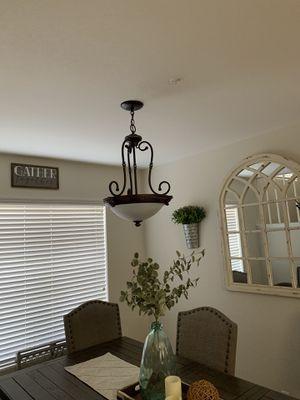 Chandelier light for Sale in Fontana, CA