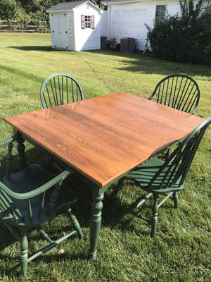 Thomasville dining table for Sale in Wall Township, NJ