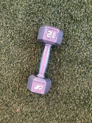 Dumbbell for Sale in Spring Valley, CA