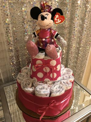 Huggies diaper cake Gift $35 for Sale in Tracy, CA