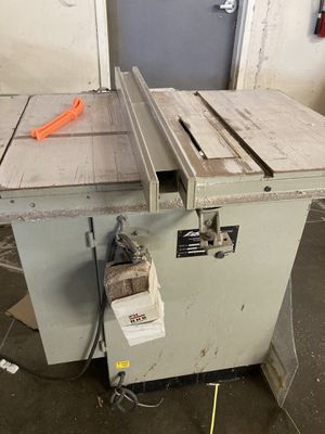 Robo Table Saw - Missing Guard but Working for Sale in Pico Rivera, CA