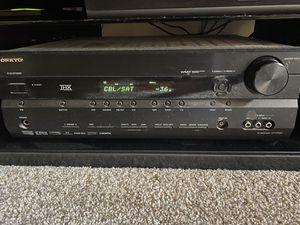 Onkyo 7.1 surround sound speakers for Sale in Atlanta, GA