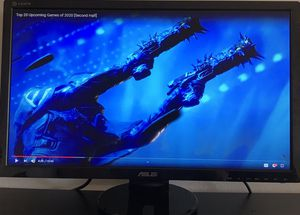 "Gaming monitor 27"" 2ms for Sale in San Diego, CA"