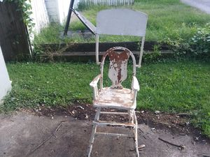 Antique highchair for Sale in Lancaster, OH