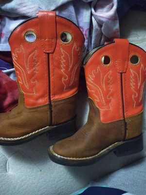 Boys or girls Boots for Sale in Pharr, TX