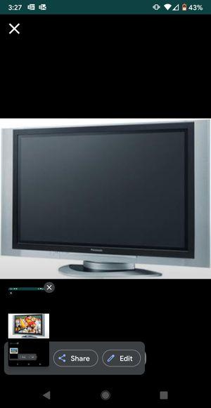 "Panasonic 42"" VIERA Plasma TV 4K 1080p 600Hz HDTV FullHD - LCD LED smart for Sale in Encinitas, CA"