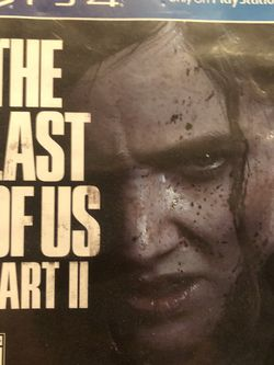 Last Of Us Part II: PS4 for Sale in Portland,  OR
