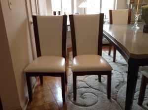 2 BRAND NEW Crown Mark Camelia side chairs for Sale in Alexandria, VA