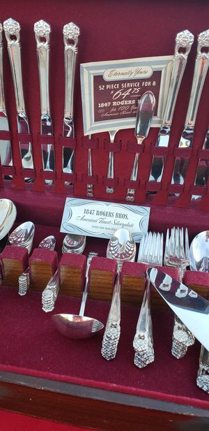 Silverware Antique for Sale in Gilbert, AZ