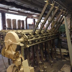 Clamp Rack for Sale in Newport News, VA