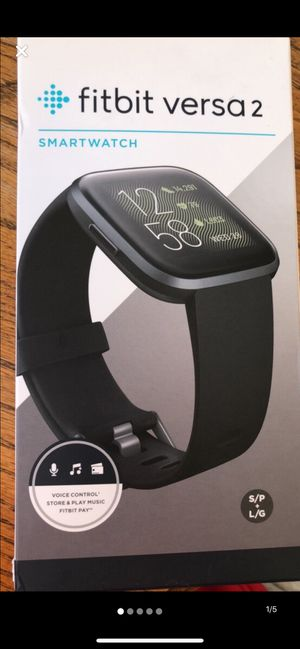 Fitbit versa2 for Sale in Waterbury, CT