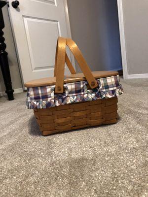 Longaberger basket for Sale in Bedford, TX