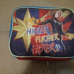 Captain Marvel Luchbox for Sale in North Smithfield, RI