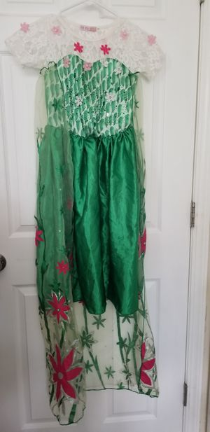 Beautiful flower fairy girl's dress costume for Sale in Portland, OR