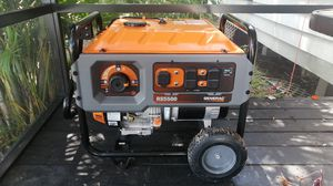 GENERAC Generator RS5500 Mint condition 140 hrs on it for Sale in Gibsonton, FL