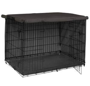 """Dog crate 36"""" w/ cover for Sale in Fontana, CA"""