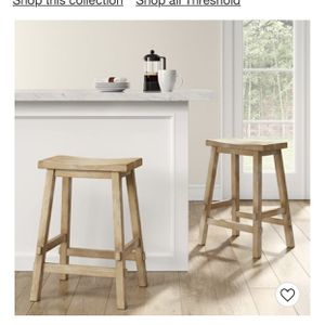 Counter Stools X2 | PRICE IS NEGOTIABLE for Sale in Washington, DC