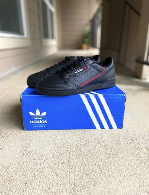 Black Adidas shoes size 11 for Sale in Houston, TX