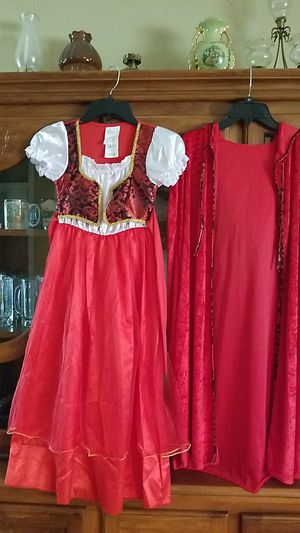 Little Red Riding hood costume for Sale in Quitman, AR
