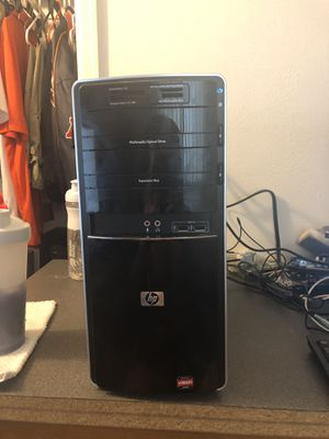 HP Pavilion P6620F AMD Phenom X4 @2.80 GHz 8.00 Gb Ram WiFi Can Deliver for Sale in Denver, CO