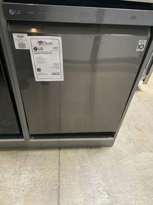 New Discounted LG Black Stainless Dishwasher 1yr Factory Warranty for Sale in Chandler, AZ