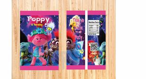 Trolls World Tour Chip Bag Wrapper for Sale in Oakland Park, FL