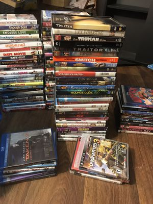 DVDS for Sale in Portland, OR