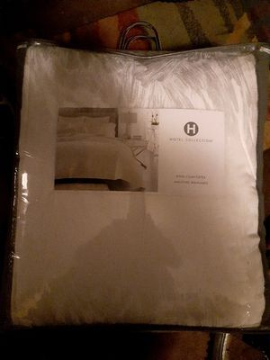 Goose down hotel collection 500,thread count for Sale in Portland, OR